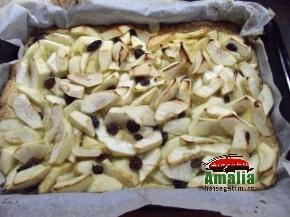 Prajitura cu mere 7