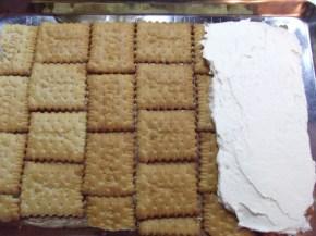 Prepararea prajiturii Craiasa Zapezii