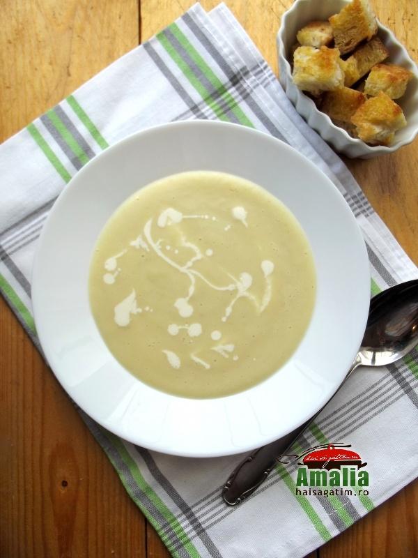 Supa crema de dovlecel 0
