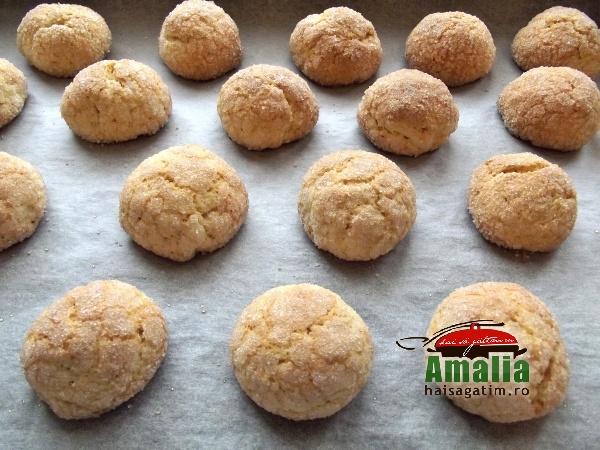 Biscuiti cu portocale 4
