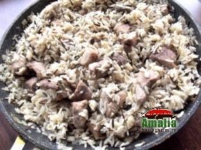 Mancare greceasca din carne de porc 5