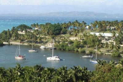 A Beach in Ile-a-Vache