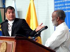 Haïti - Reconstruction : L'UNASUR respecte tous ses engagements