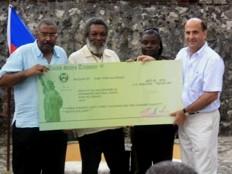 Haïti - USA : 360,000 dollars pour sauver le patrimoine local
