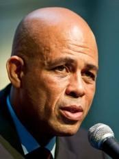 Haïti - Épidémie : Michel Martelly lance un appel aux candidats