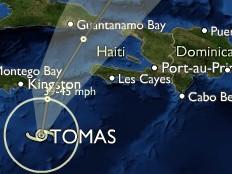 Haïti - Tomas : Dernières nouvelles sur la tempête tropicale