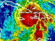 Haïti - Tomas : Situation générale