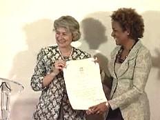 Haïti - Unesco : Première déclaration de Michaëlle Jean