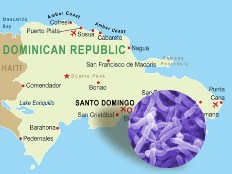 Haïti - Épidémie : 3ème cas suspect en République Dominicaine