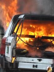 Haïti - Social : Début d'émeute à Kenscoff