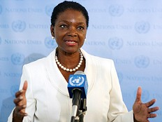 Haïti - Épidémie : Valerie Amos arrive demain en Haïti