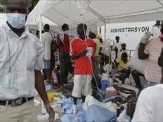 Haïti - Épidémie : Dernier bilan, 27,933 cas, 1,523 décès, capacité des centres insuffisante
