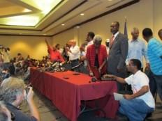 Haïti - Élections : Positions des 18 candidats face à l'annulation du scrutin