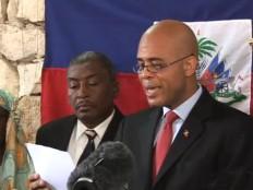 Haïti - Élections : Michel Martelly propose une sortie de crise