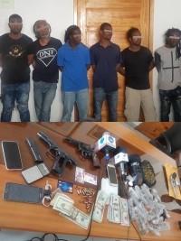 Haïti - Sécurité : Trafic de stupéfiant, coup de filet à Pétion-ville !