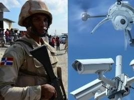 Haïti - FLASH RD : Nouveaux renforts militaires, drones et caméras à la frontière !