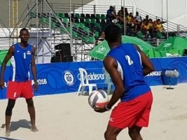 Haïti - Barranquilla 2018 : Volleyball de plage, résultats catastrophiques pour Haïti