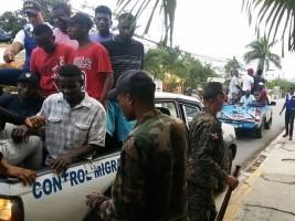 Haïti - RD : Plus 80% des haïtiens contrôlés à Santiago, illégaux