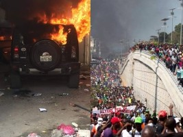 Haïti - FLASH : Importants dégâts, au moins 4 morts et 21 blessés lors des manifestations