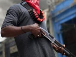 Haïti - Sécurité : La Violence embrase Cité Soleil, les habitants restent cloîtrés chez-eux