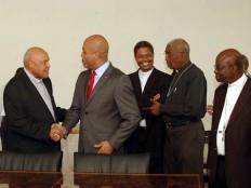 Haïti - Politique : Martelly, harmonisation des relations entre l'État et l'Église