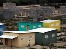 Haïti - Reconstruction : 500 maisons permanentes pour Cabaret
