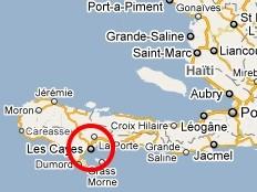 Haïti - Humanitaire : Infrastructures de réponse aux désastres près des Cayes
