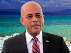 Haïti - Reconstruction : Michel Martelly aujourd'hui à La Gonâve