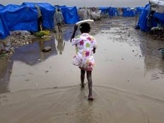 Haïti - Choléra : Saison des pluies, Saison à risques