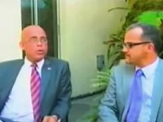 Haïti - Politique : Daniel Gérard Rouzier réponds aux questions de Michel Martelly