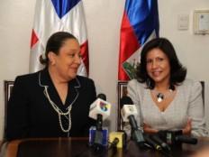 Haïti - Social : Première visite à l'étranger de la Première Dame d'Haïti