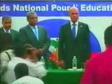 Haïti - Éducation : Lancement du Fonds National pour l'Education (FNE) par Martelly