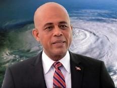 Haïti - Climat : Martelly se prépare à faire face à la saison cyclonique