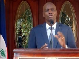 Haïti - 25e anniversaire PNH : Discours du Président Jovenel Moïse