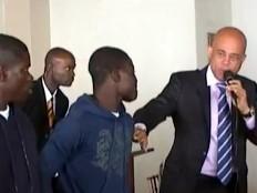 Haïti - Social : Martelly travaille sur un projet de fonds pour les enfants des rues