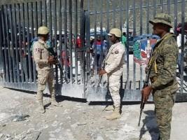 Haïti - RD : La frontière terrestre avec Haïti, reste fermée du côté dominicain
