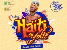Haïti - Culture : Programme du Festival Haïti en Folie 2020 (Montréal / New-York)