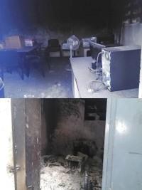 Haïti - FLASH : La Mairie de Petit-Goâve incendiée