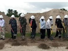 Haïti - Humanitaire : Construction d'infrastructures d'urgence à Fond Fred, aux Cayes