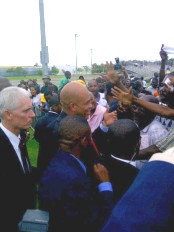 Haïti - Politique : Quelques propos du Président Martelly en Floride
