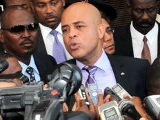 Haïti - Reconstruction : Le Président Martelly fixe sa position en terme de reconstruction
