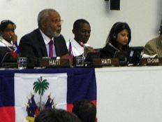 Haïti - Politique : Rencontre de haut niveau à l'ONU avec des jeunes haïtiens