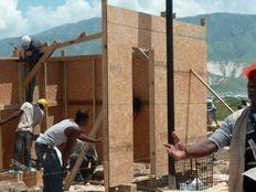 Haïti - Humanitaire : Vaste chantier pour reloger 404 familles à Port-au-Prince