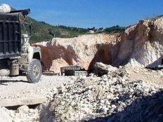 Haïti - Environnement : Exploitation sauvage des carrières de sable à «Mòn Kabrit»