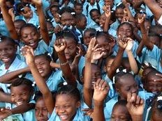 Haïti - Éducation : 100,000 enfants à l'école, le Président Martelly reste confiant
