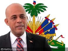 Haïti - Diplomatie : Message de sympathies du Président Martelly au peuple américain