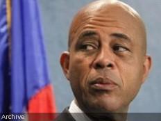Haïti - Sécurité : «C'est leur opinion» déclare Martelly