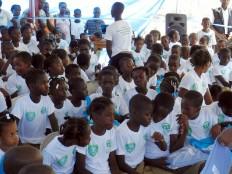 Haïti - Éducation : L'Ecole Communale de la République de Slovénie est ouverte