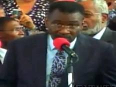 Haïti - Politique : Installation de Jude Hervé Day à la tête du MPCE
