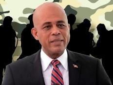 Haïti - Sécurité : Le Président Martelly prêt pour lancer la nouvelle force Nationale